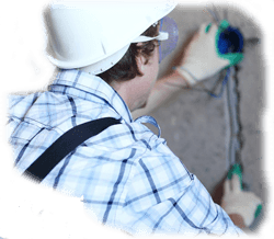 Монтаж электрики в Мысках